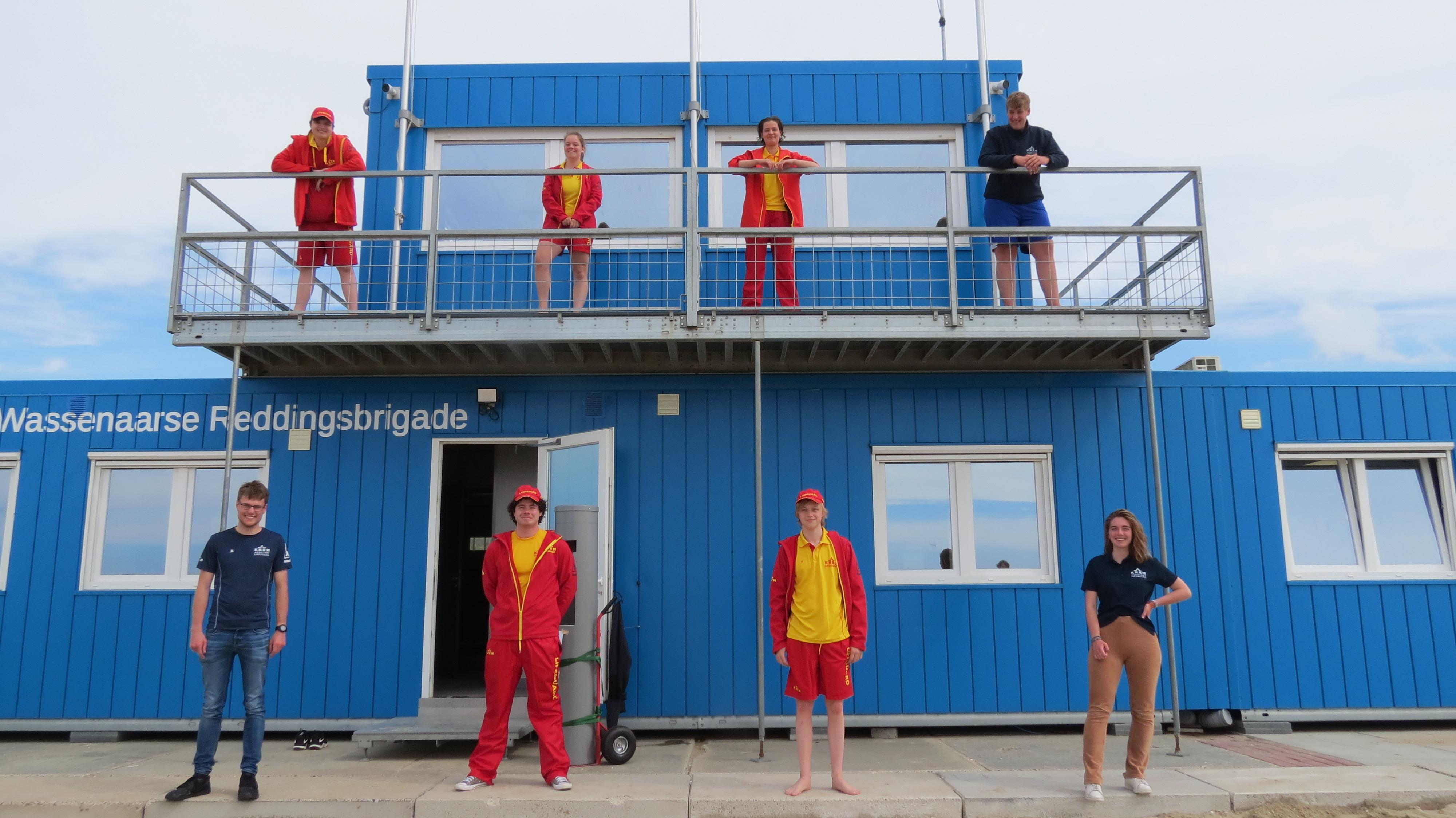 Lifeguards geslaagd